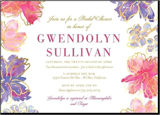 jency bridal shower invites