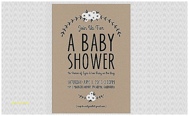 traditional baby shower invitations