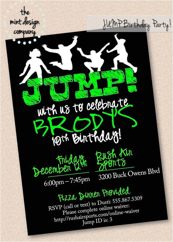 jump trampoline park birthday party ref=listing shop header 1