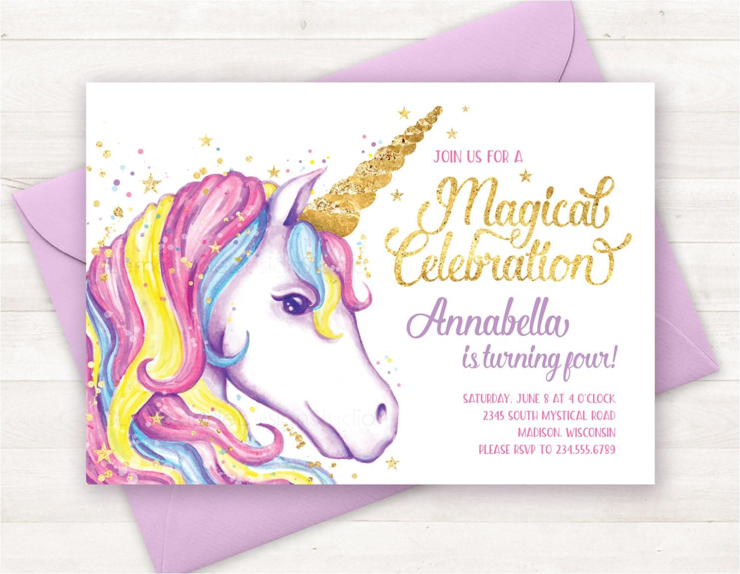 unicorn free printable birthday invitation template greetings unicorn birthday invitations