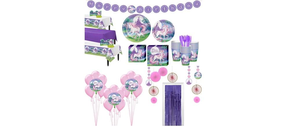 magical unicorn birthday party supplies do