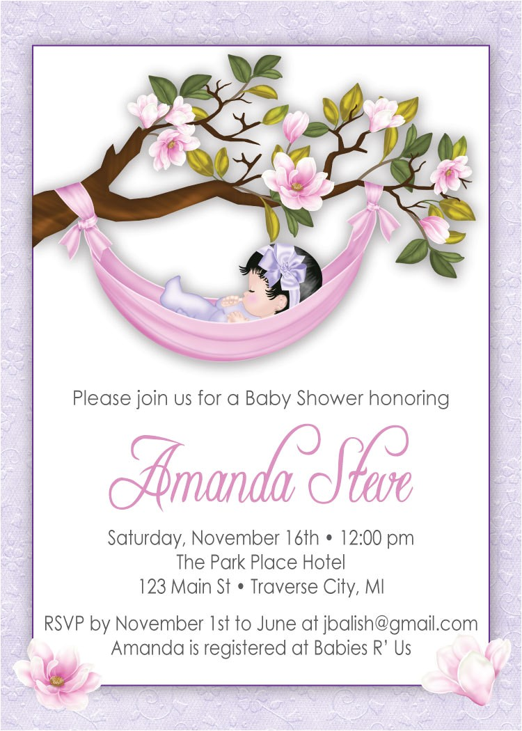 girl baby shower invitations unique baby