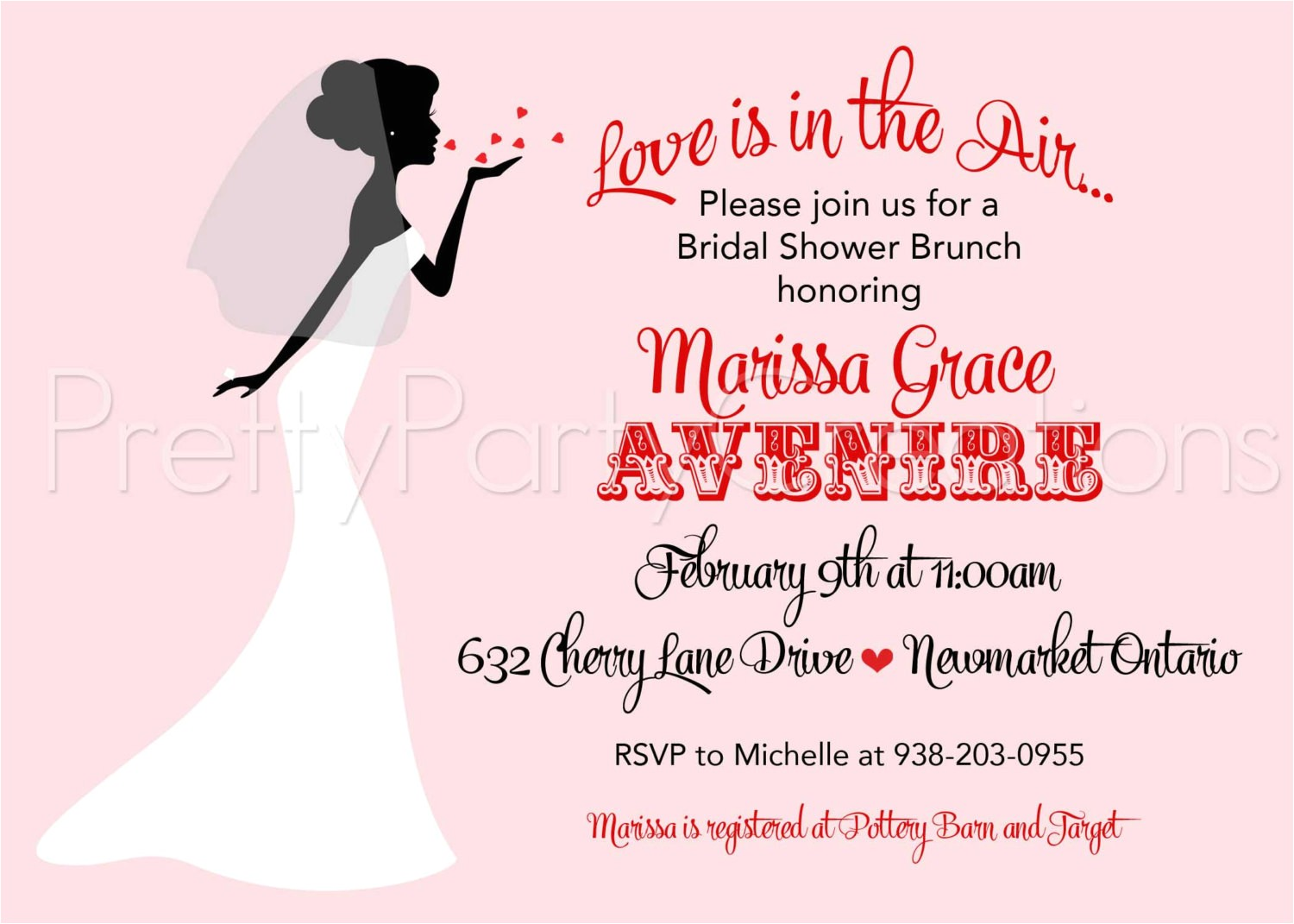 valentine bride bridal shower invitation utm source pinterest utm medium pagetools utm campaign share