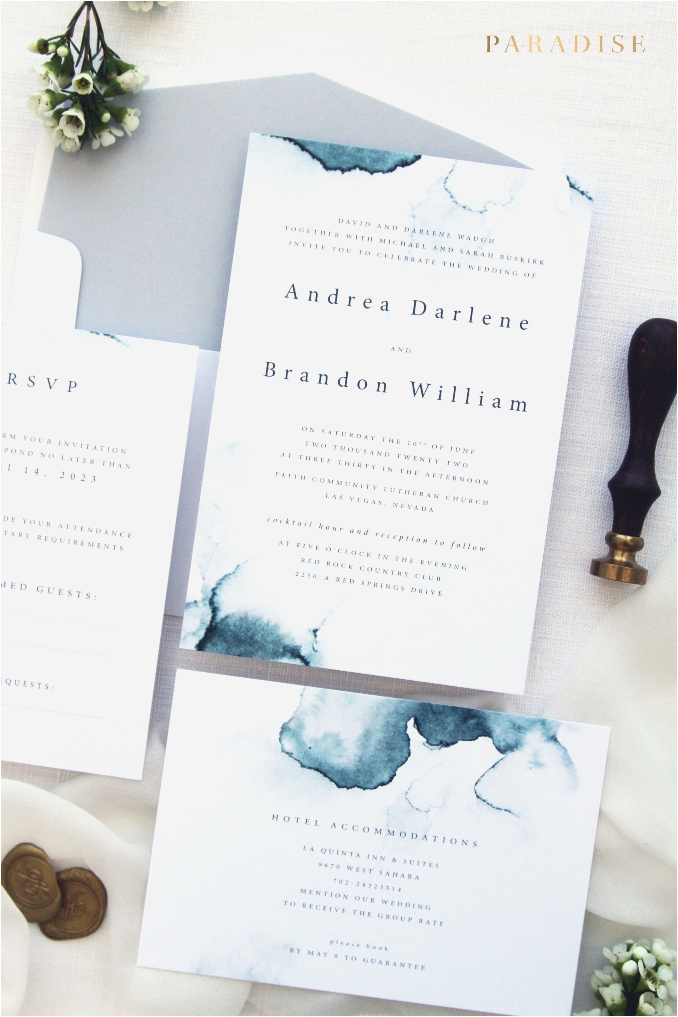 cheap wedding invitations utah