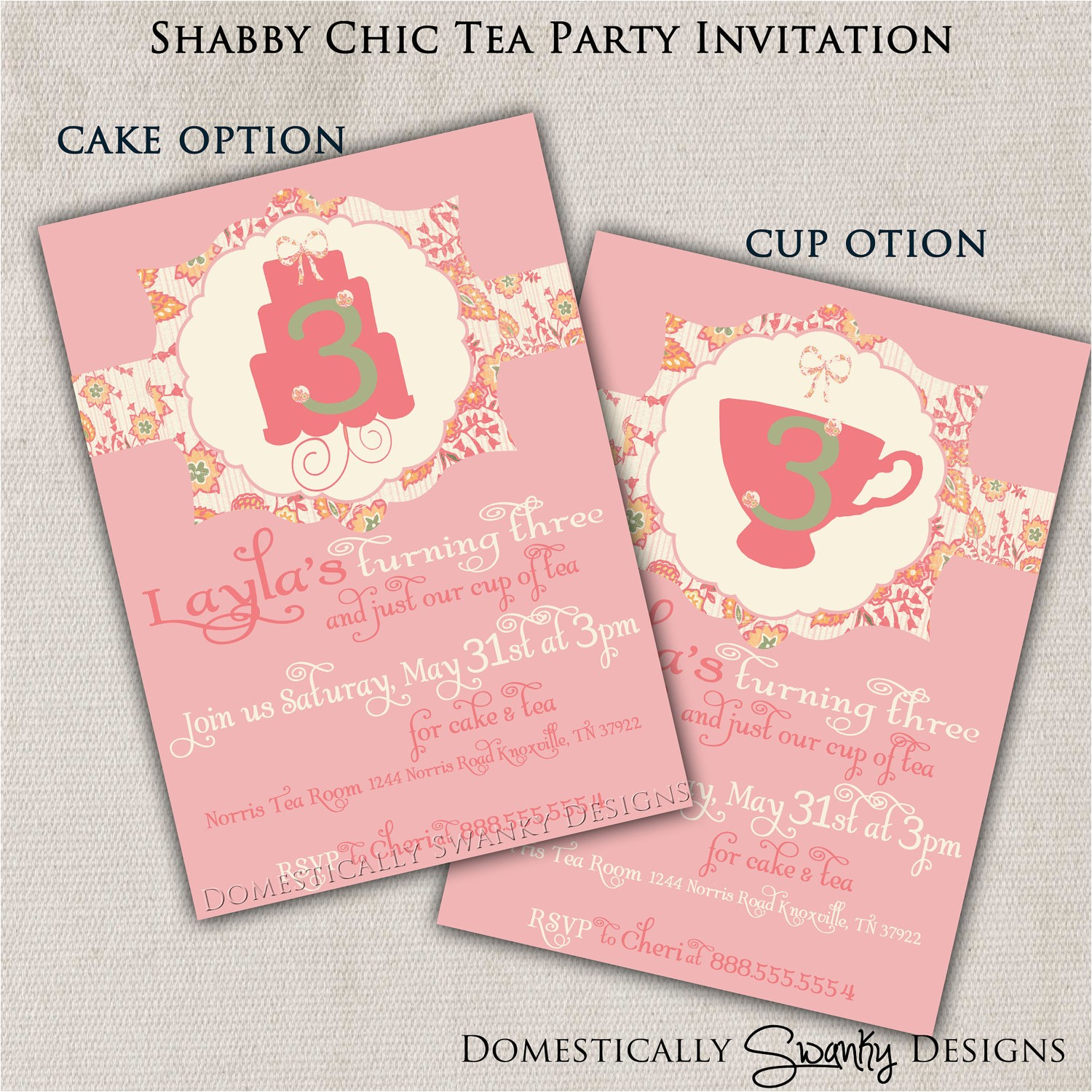 victorian invitation wording