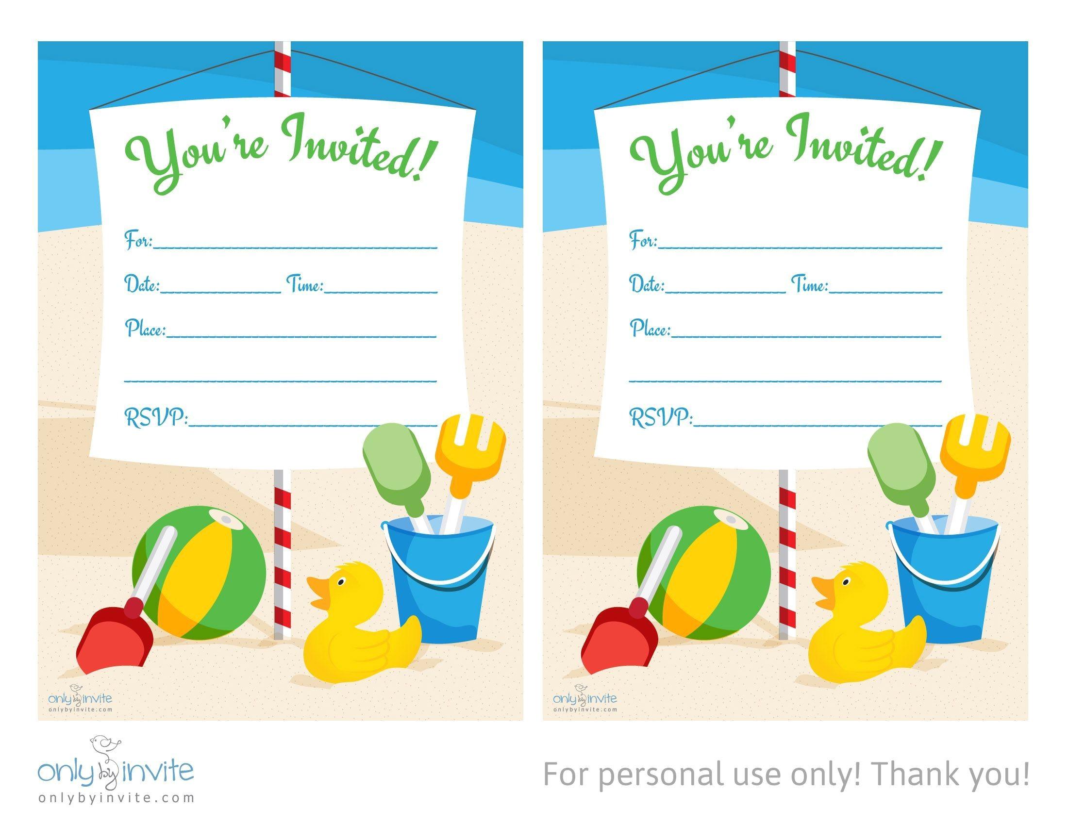 printable birthday invitations walgreens 2