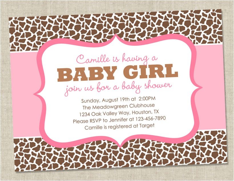 awe inspiring walmart baby shower invitations design
