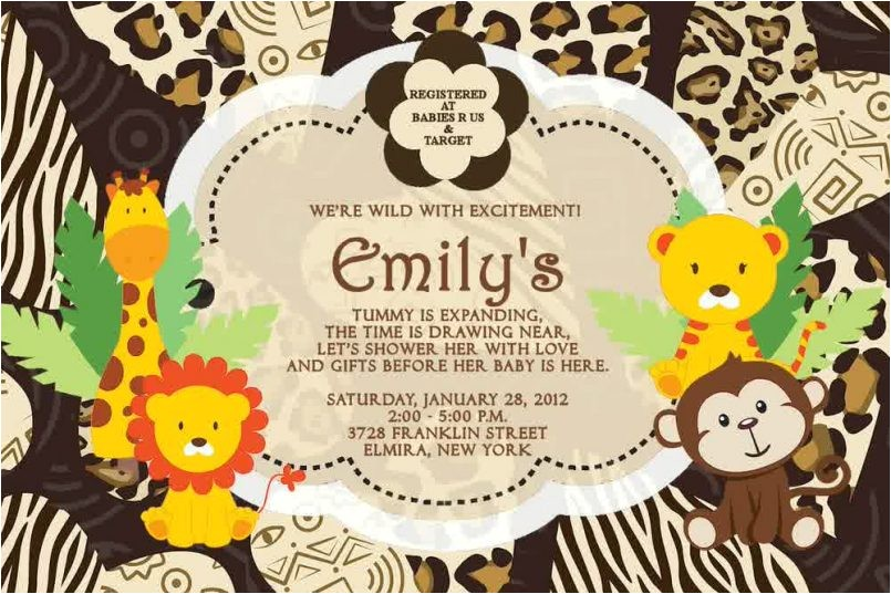 cute baby shower invitations tags cute baby shower invitations