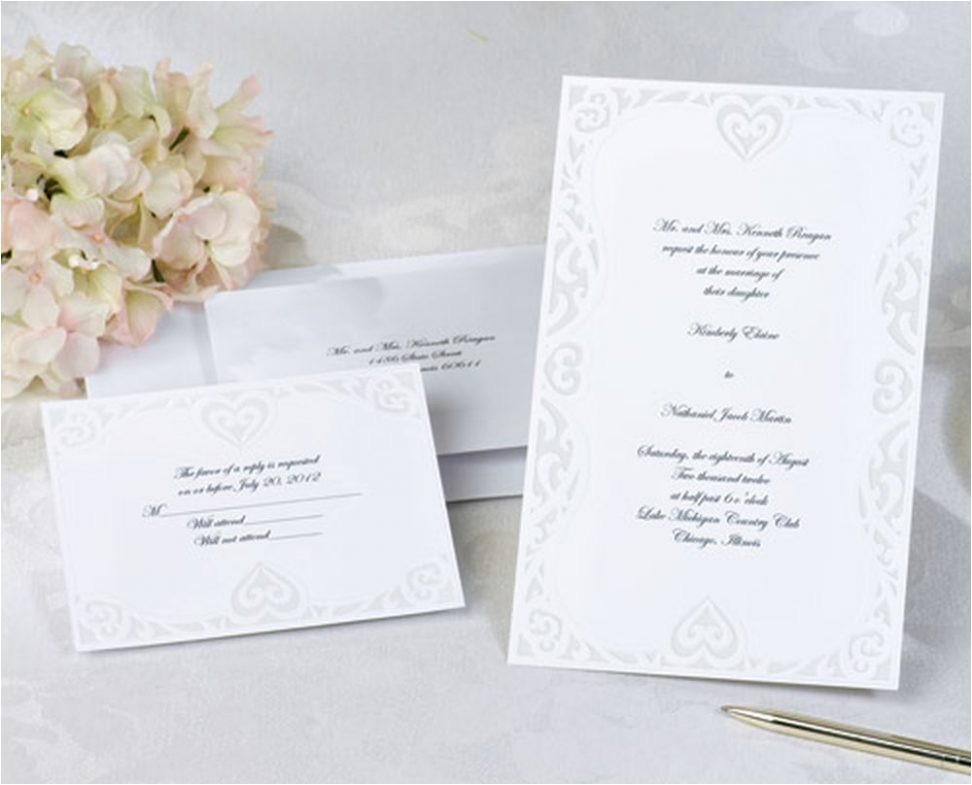 wilton wedding invitations