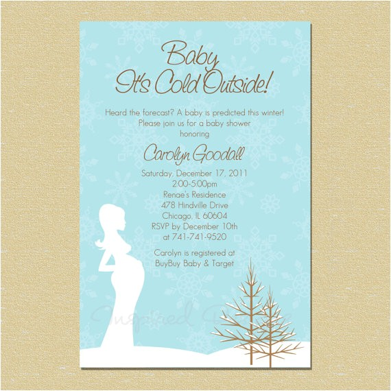 1 winterwonderland baby shower
