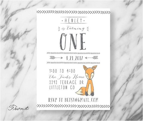 animal birthday invitation woodland ref=shop home active 6
