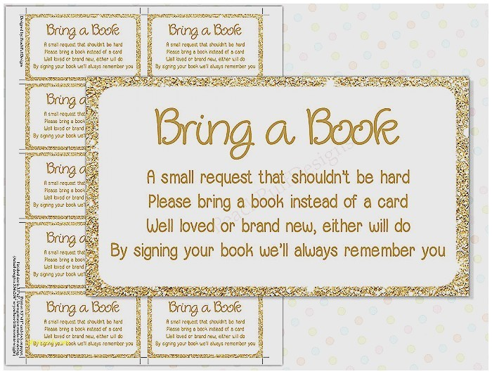 baby shower books instead of cards invitation wording