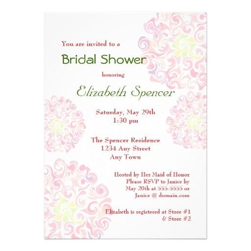bridal shower in spanish