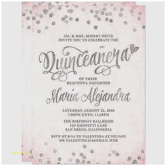 Wording for Quinceanera Invitations Invitation Wording Quinceanera Images Invitation Sample