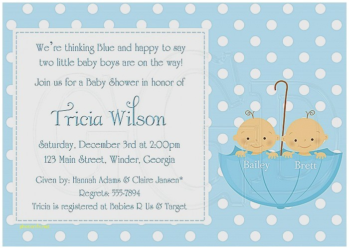 teddy bear baby shower invites