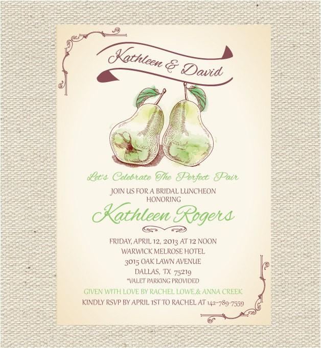Work Bridal Shower Invitation Wording Wording for Work Wedding Shower Invitation