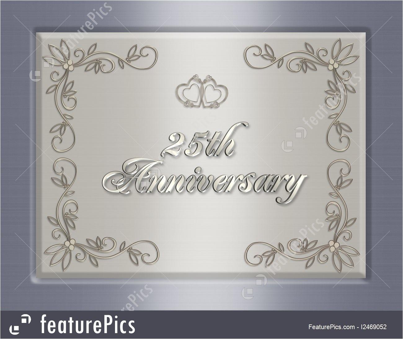 wedding anniversary invitation 1469052