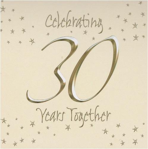 30 year wedding anniversary quotes