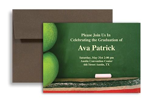 word template 5th grade 8th grade printable graduation invitation gi 1119