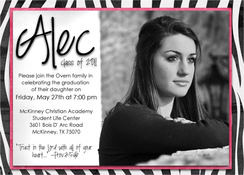 8th grade graduation party invitations