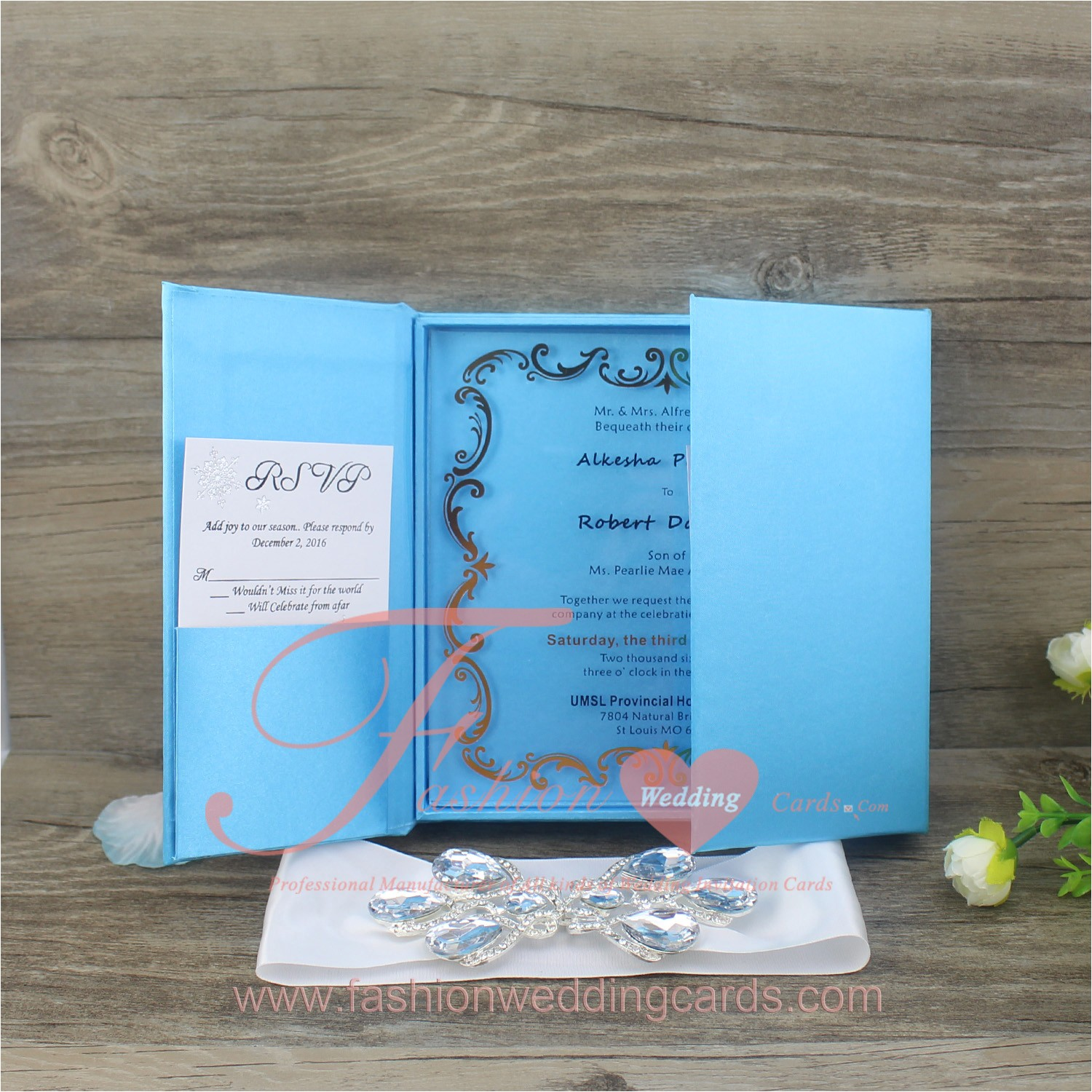 plexiglass 20wedding 20invitations