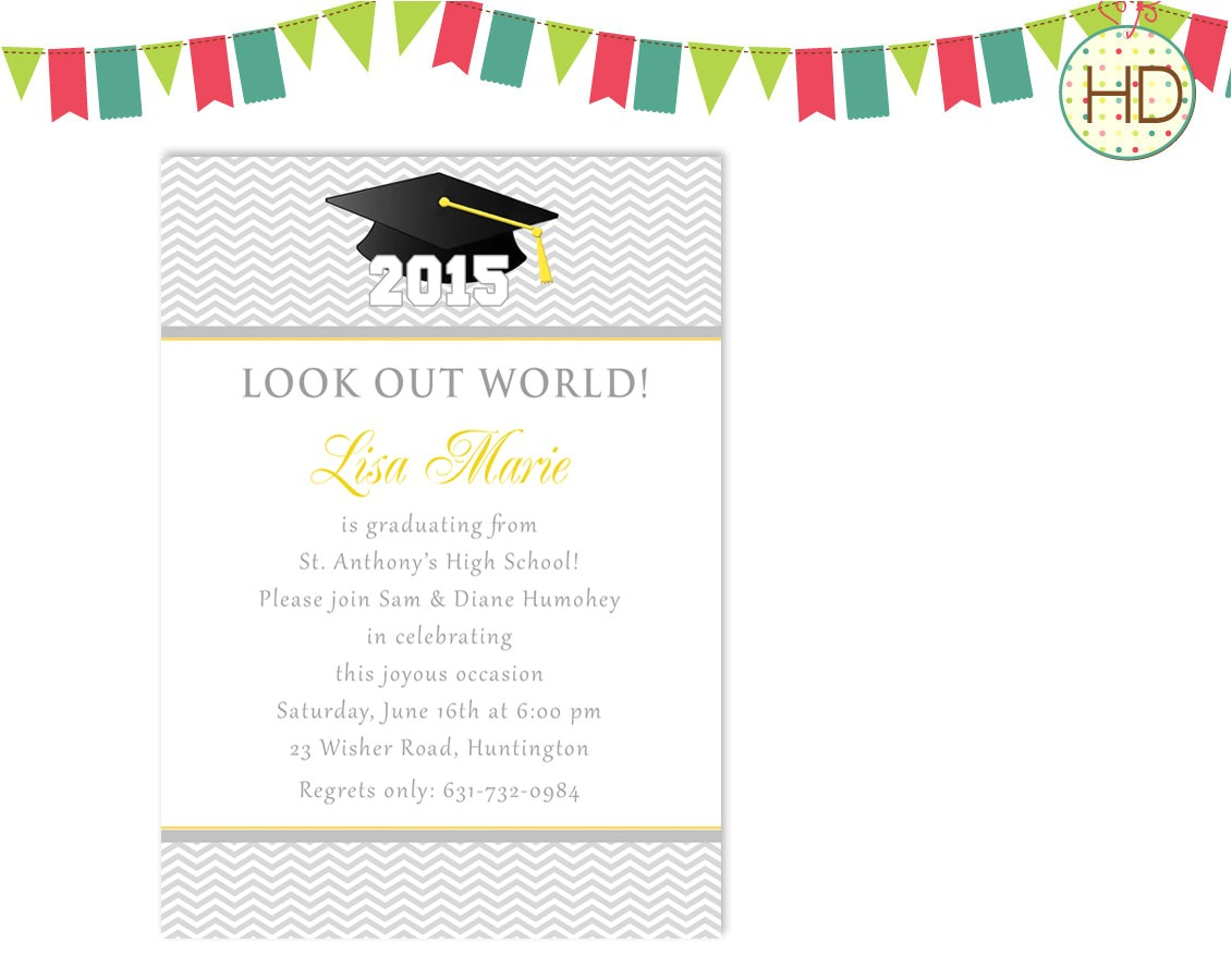 fantastic cheap graduation party invitation like affordable article