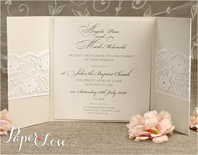 amazon wedding invitations