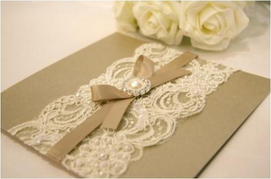 invitaciones de boda al mas puro estilo vintage