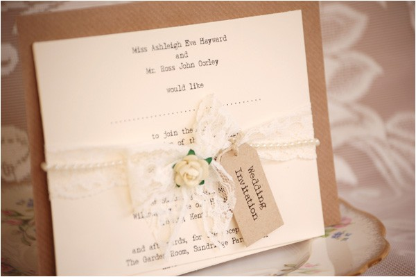 vintage wedding invitations gorgeous new ideas for 2013