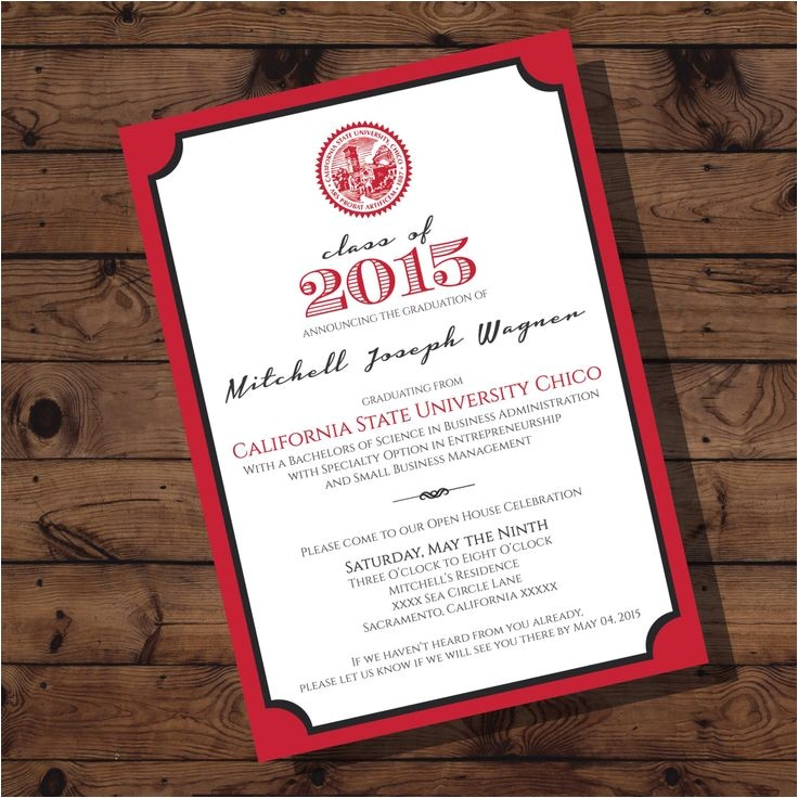 Are Graduation Announcements and Invitations the Same Thing 17 Best Images About Graduation On Pinterest Fonts