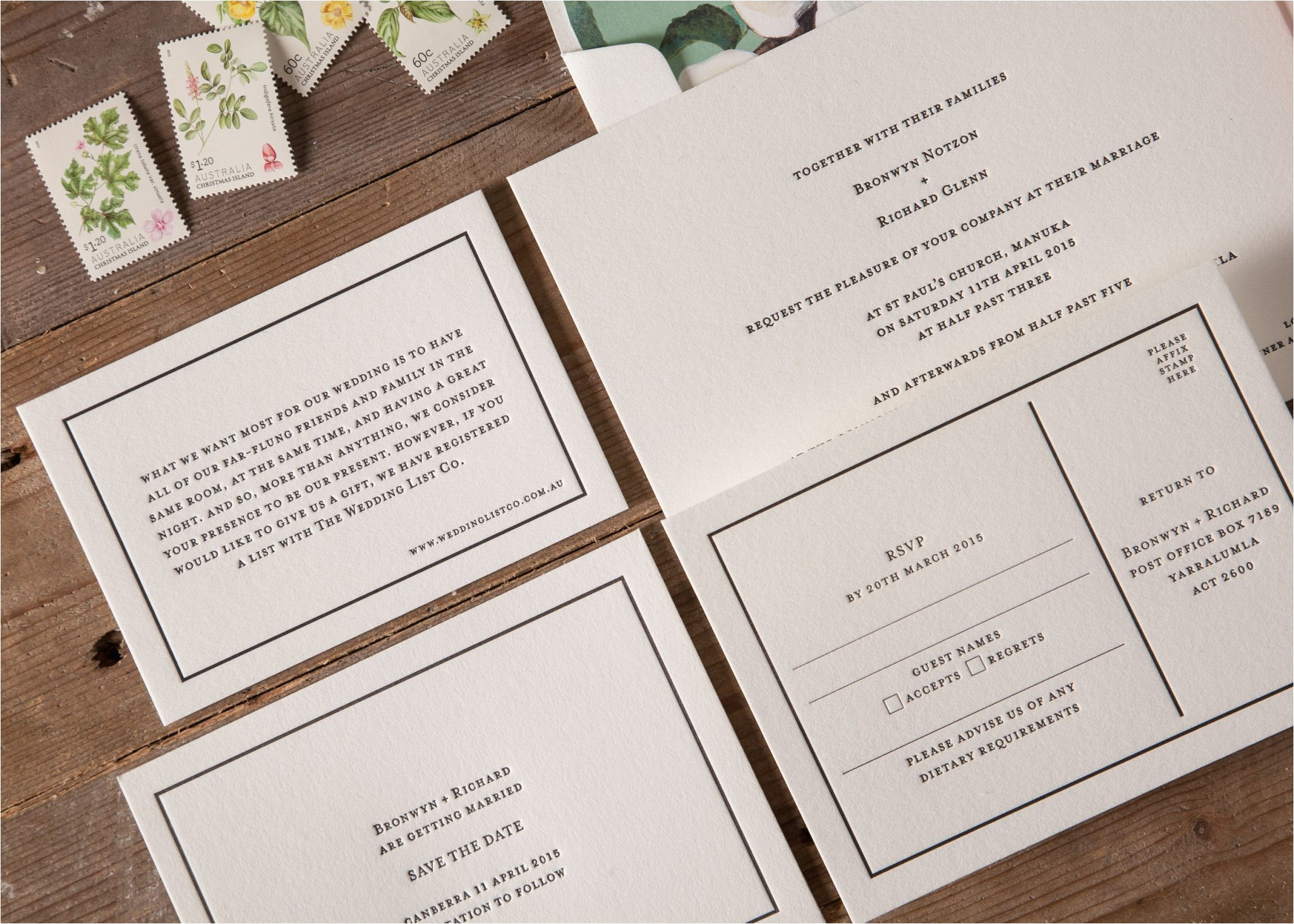wordings classic average cost of wedding invitations per pers