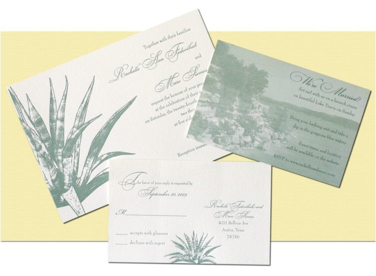 designs how much do wedding invitations cost on averag