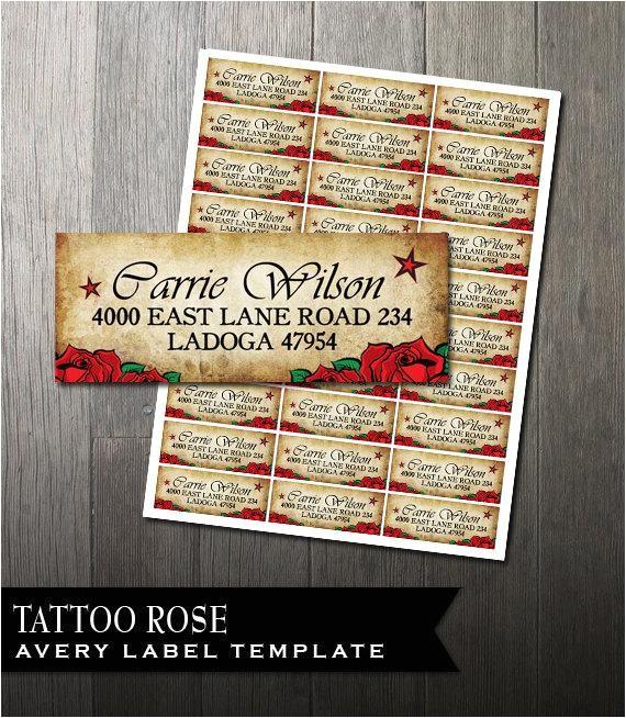 tattoo rose wedding mailing address