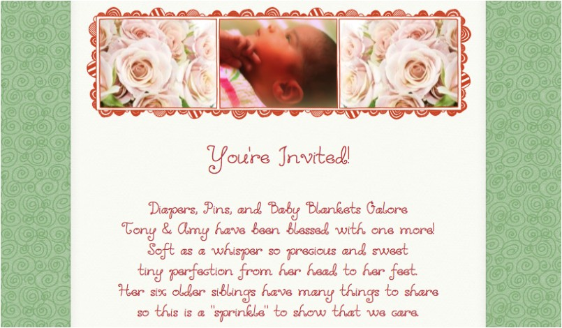 designs best email baby shower invitations also baby show