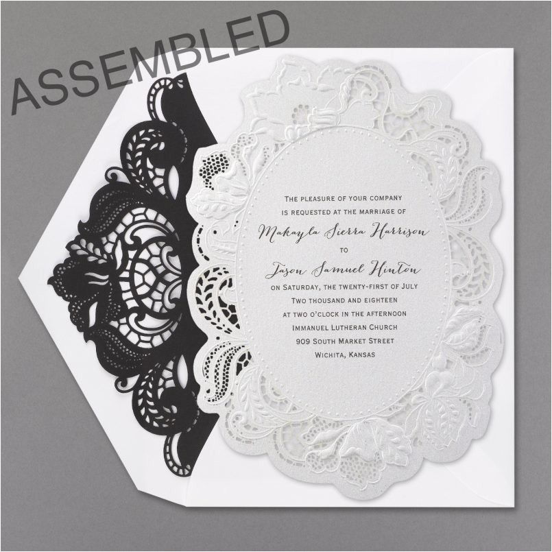 designs black and white wedding invitations with red rose als