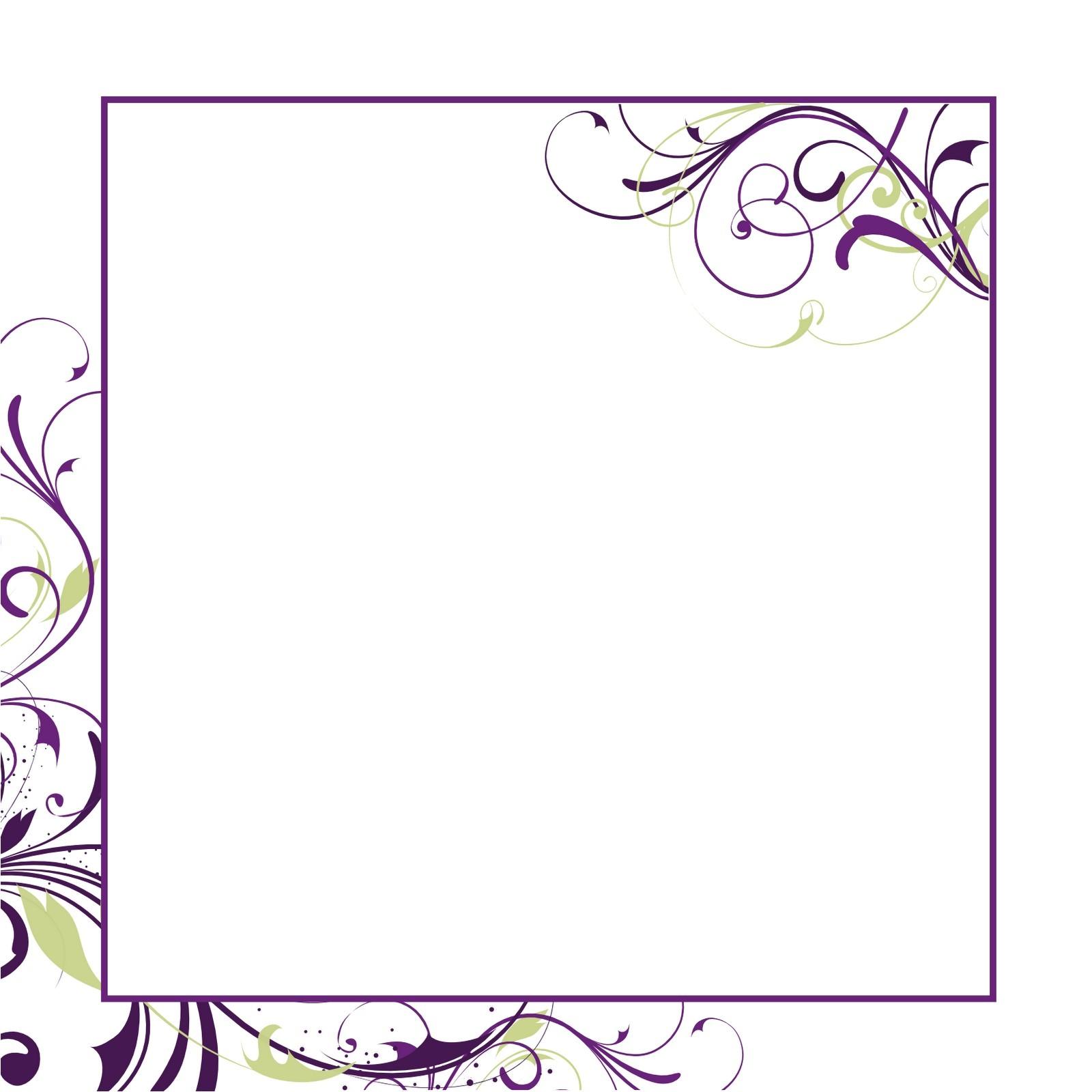Blank Wedding Invitation Paper Blank Wedding Invitation Paper Template Best Template