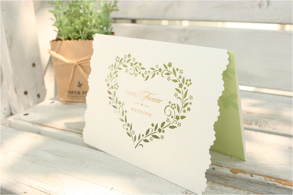 less expensive but gorgeous blank wedding invitations