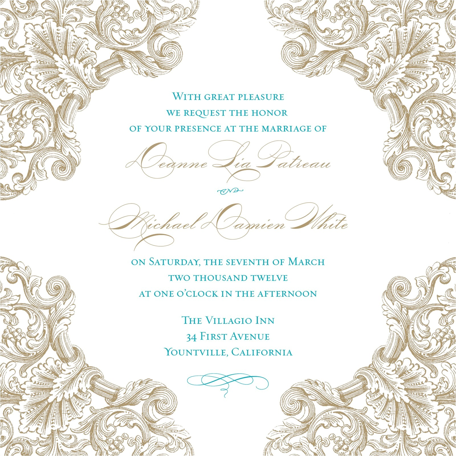 post printable wedding invitation templates blank 7595