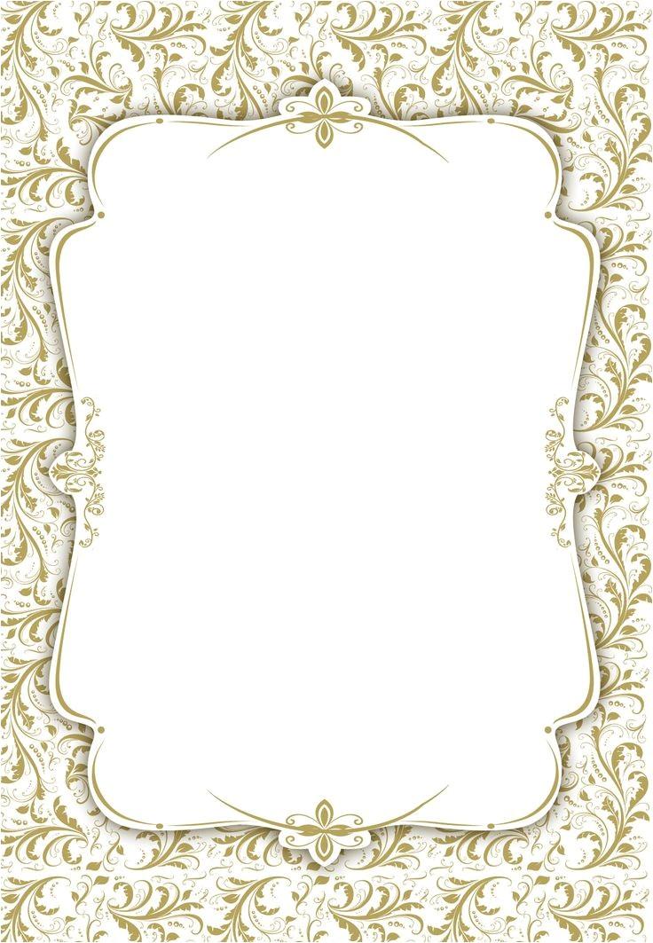plain wedding invitation template