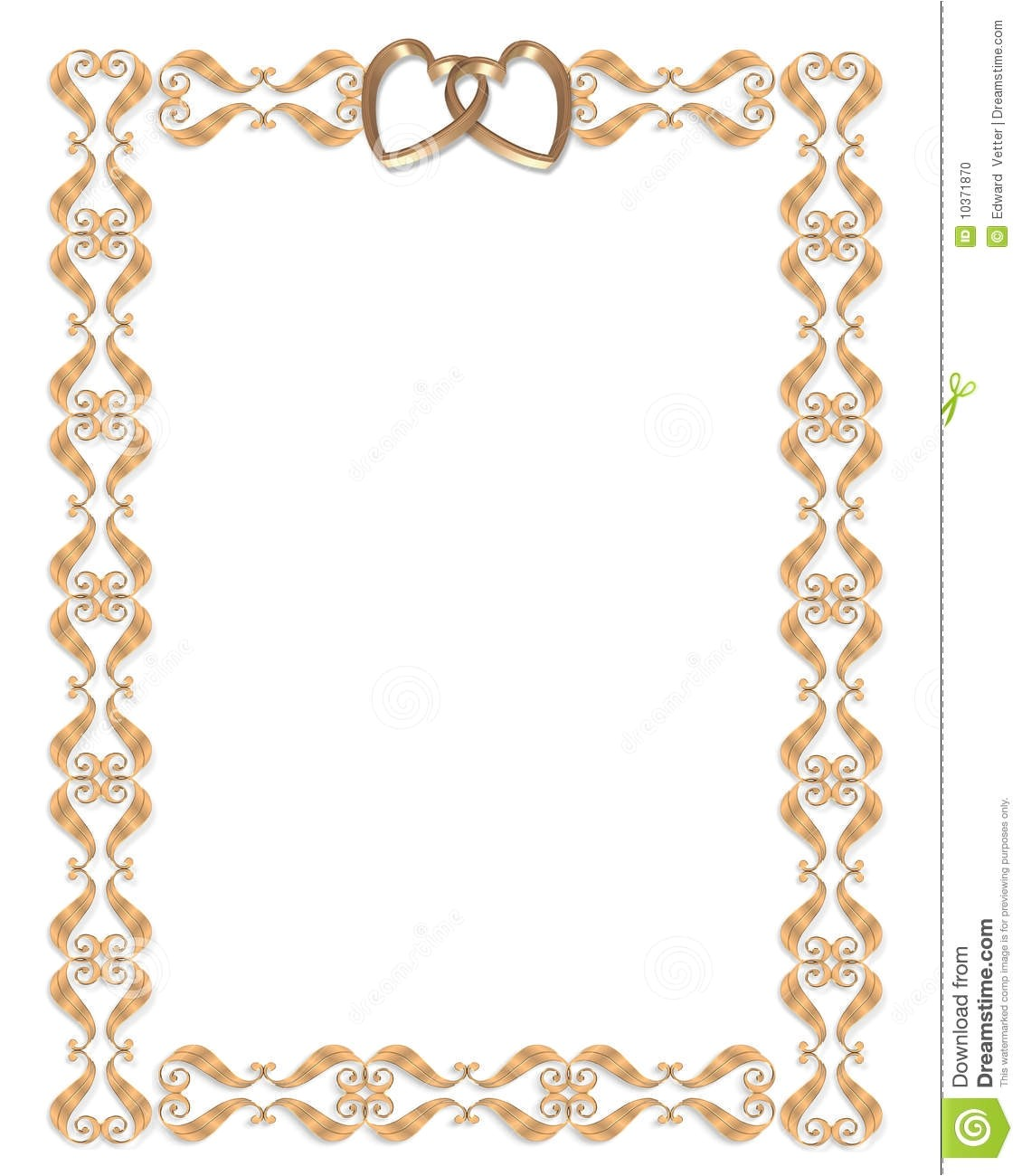 Borders and Frames for Wedding Invitation 6 Incredible Invitation Card Frames Borders Ebookzdb Com