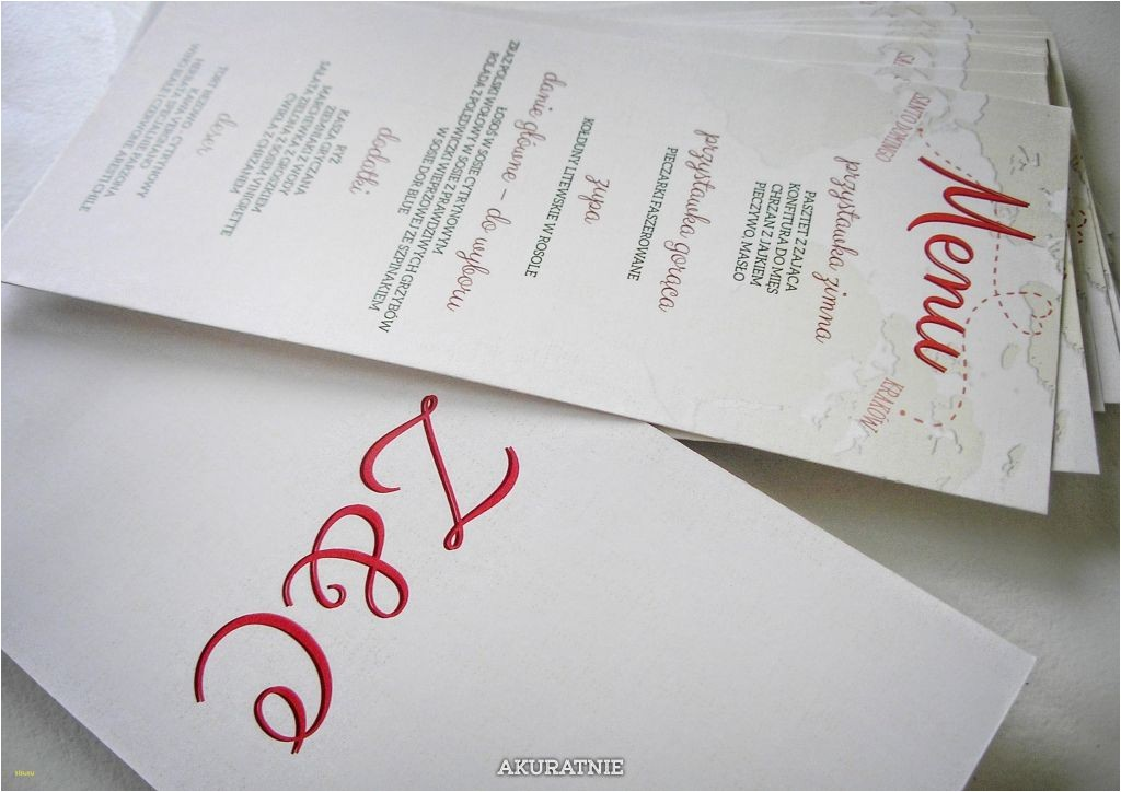 browning wedding invitations