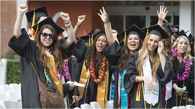 cal poly pomona celebrates 59th annual commencement