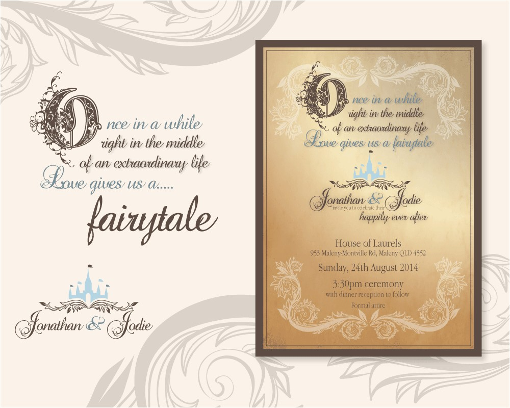 wedding invitations jono jodie