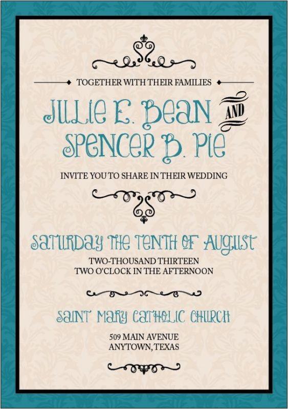 wedding invitation wording sacrament of