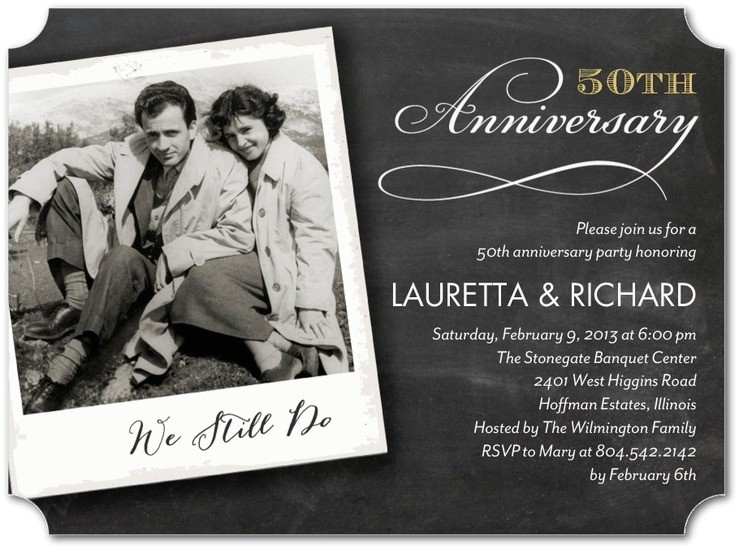 best inexpensive personalized wedding anniversary party invitations