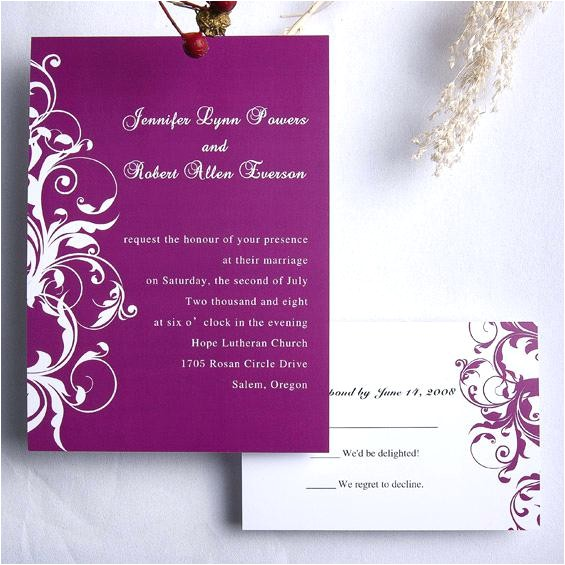 make your own wedding invitations uk