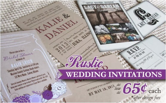 affordable wedding invites by gossett printing inc