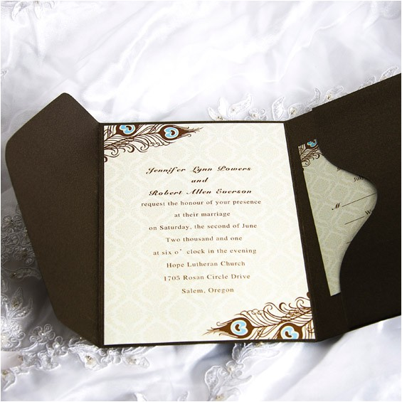 cheap peacock wedding invitations online at elegantweddinginvites com