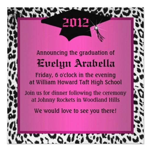 cheetah graduation announcement 161748071190720230