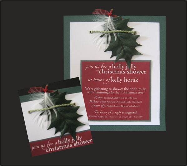 Christmas themed Wedding Shower Invitations Choose Christmas themed Wedding for Your Big Day Parte